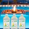 Жидкость для биокамина ЭКО 5л - 3шт