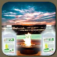Жидкость для биокамина ЭКО 5л - 2шт